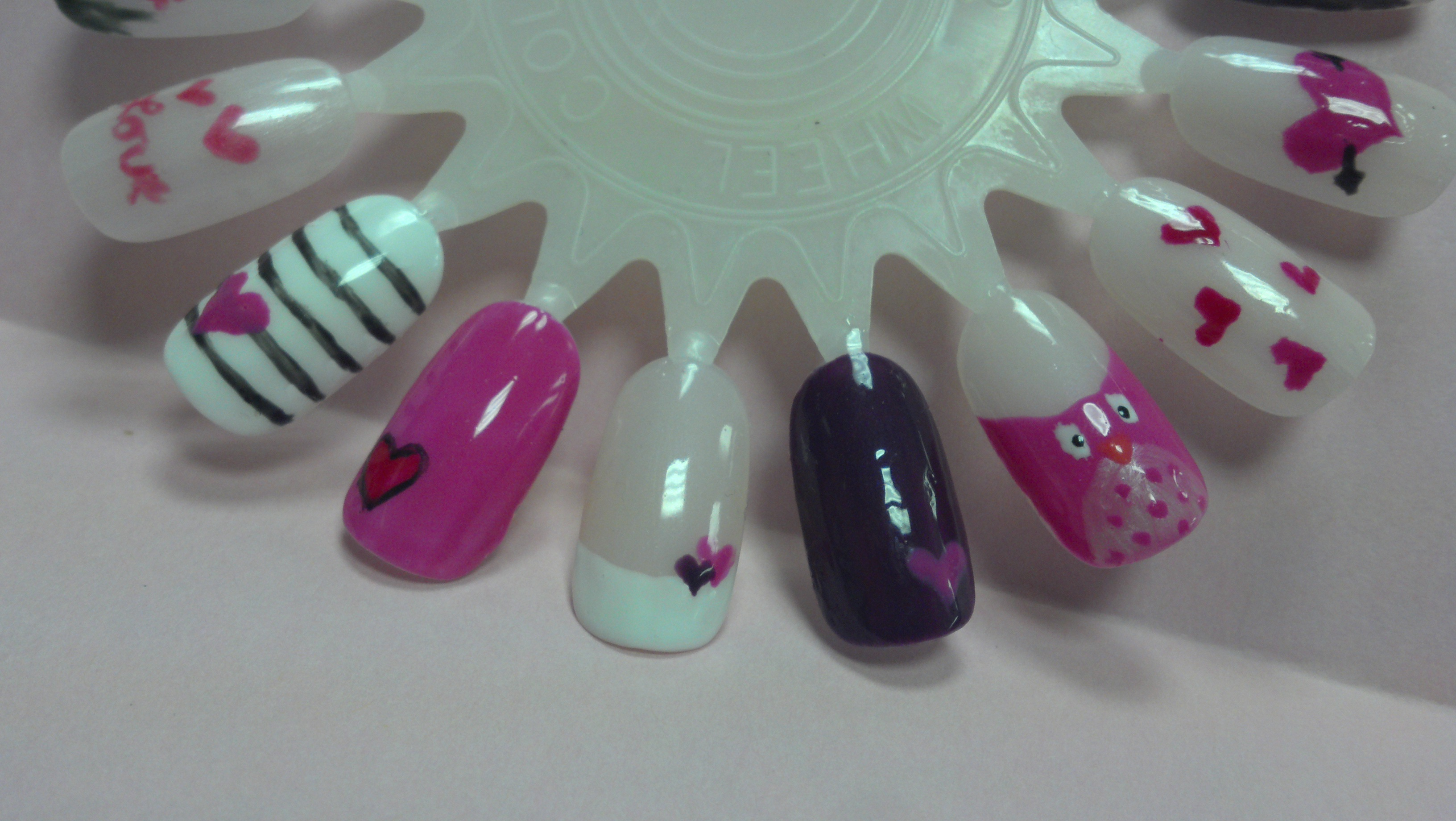 Nails east lansing ~ Beautify themselves with sweet nails